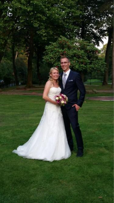 Hochzeit an der Hinsbeckschule