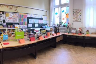 Schulfest an der Hinsbeckschule