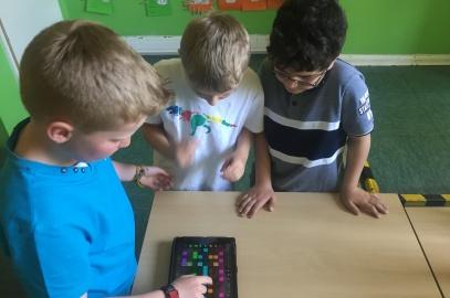 Die iPads sind da:-)