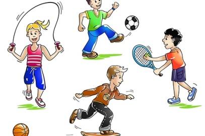 Das Sportfest findet wie geplant statt