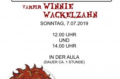 Winnie Wackelzahn am 7.07.2019