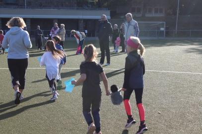 Sponsorenlauf der Hinsbeckschule 2019 – ein Tag voller Bewegung, Spaß und Gemeinschaft